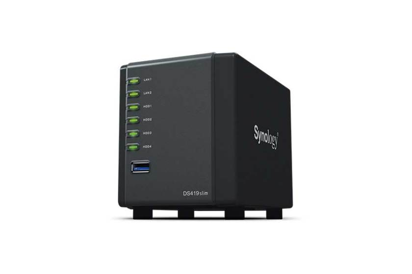DiskStation DS419slim