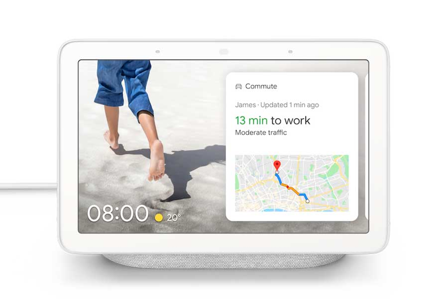 Meet Google Nest Hub and the 4 things it can do for you