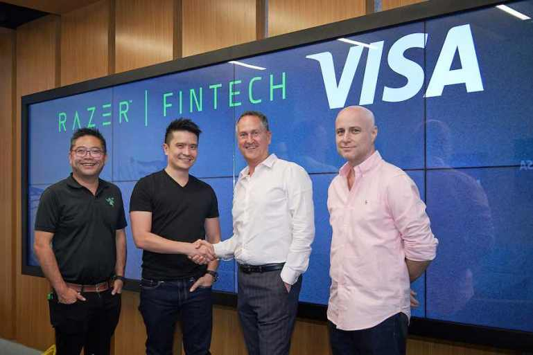 Razer and Visa to transform payments in SEA