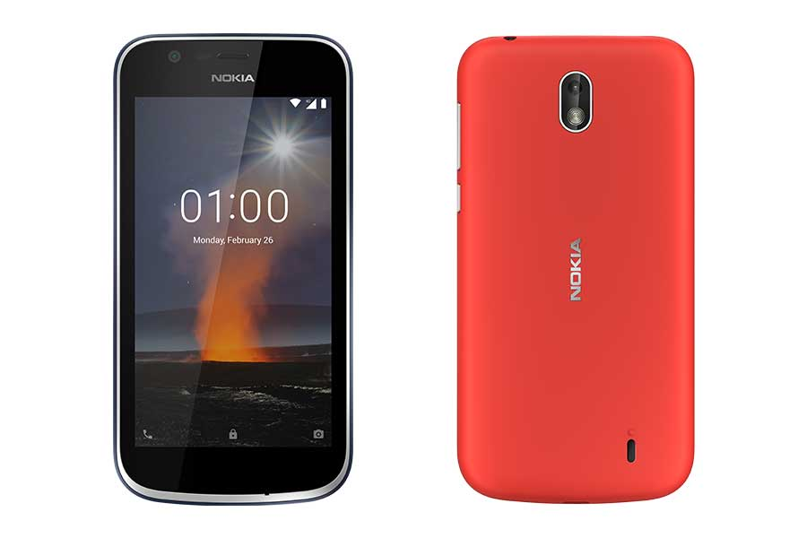 Nokia 1 gets Android 9 Pie update