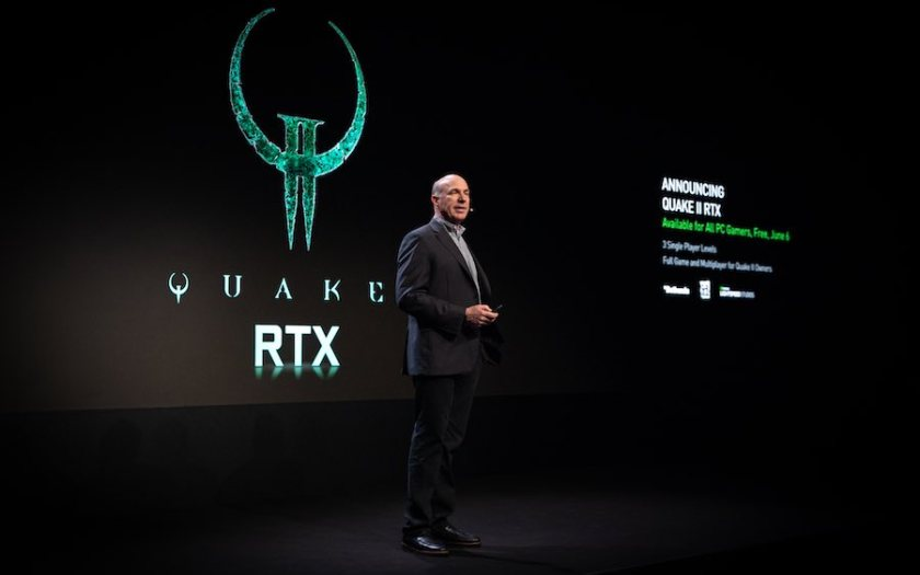 'Quake II RTX,' NVIDIA's Reimagining of PC Gaming Classic with Ray-Traced Graphics, available Now