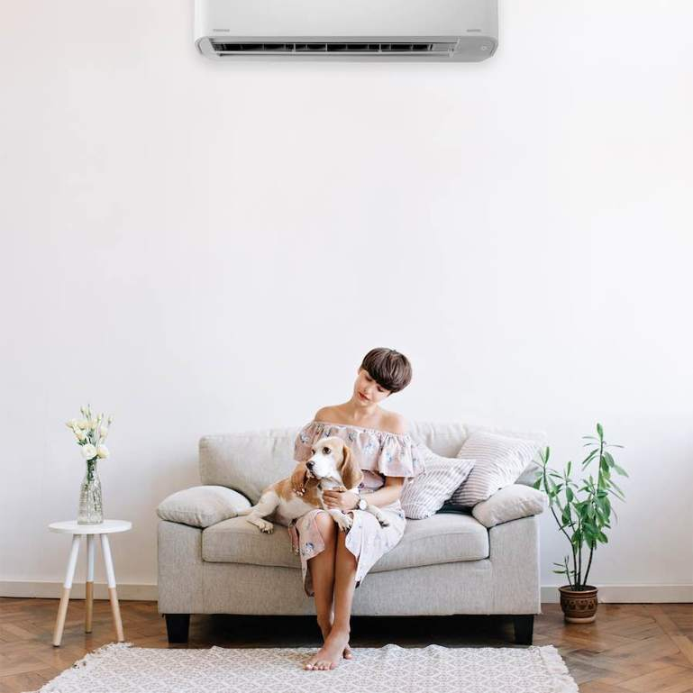 Toshiba unveils Singapore's first 5-tick low global warming potential inverter Multi Split Air-conditioner