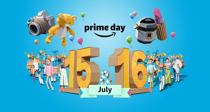 Prime Day is coming to Singapore on 15 and 16 July 2019