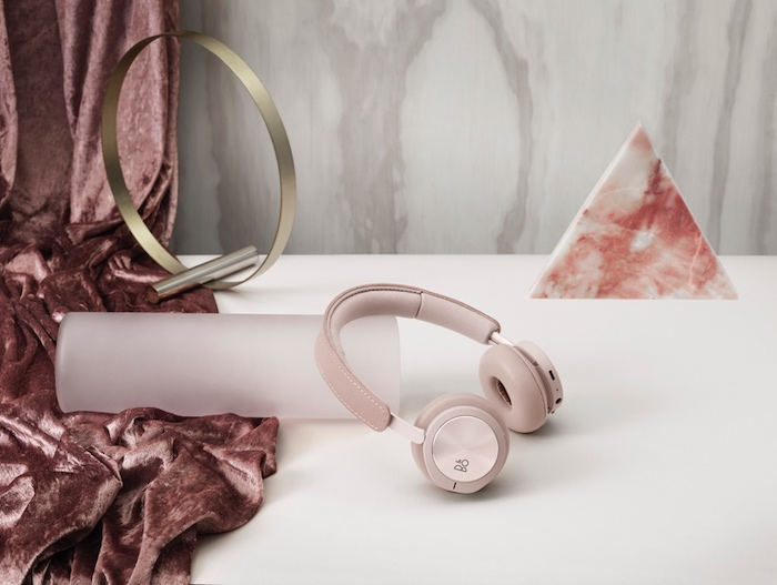 Bang & Olufsen launches Sound and Design Classics in Hues of Pink