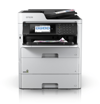 Epson launches New Workforce Pro WF-C569R Business Inkjet Printer with A4 RIPS