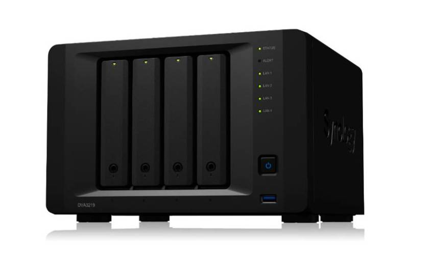 Synology unveils Deep Learning NVR DVA3219, enabling on-prem AI-Powered Video Analytics