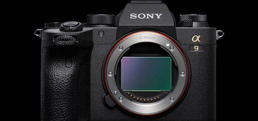Sony unveils Alpha 9 II