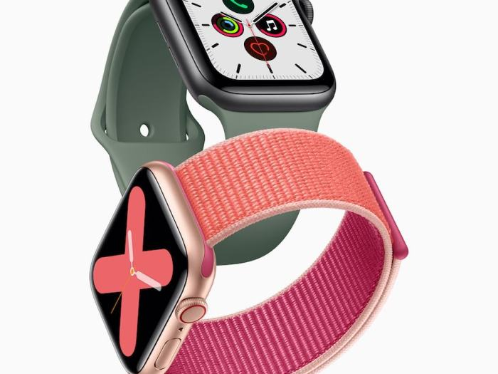 Apple Watch Series 5 to get M1 eSIM support
