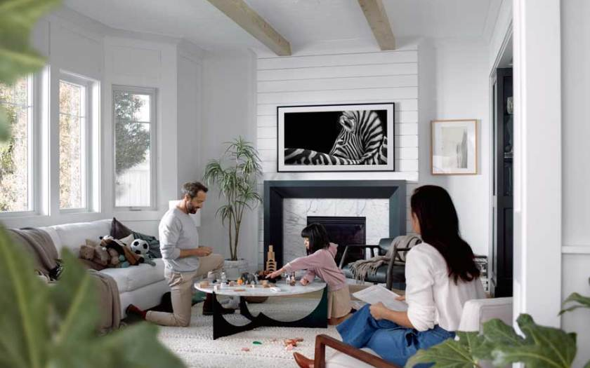 Samsung brings QLED Technology to The Frame in 2019