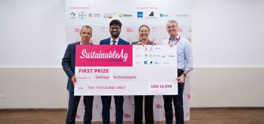 Stellapps Technologies Wins Rabobank's SustainableAg Asia Challenge