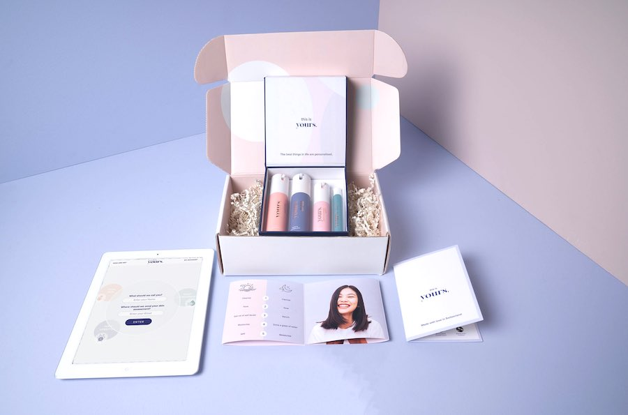 Yours raises $3.5M to bring computer visionand machine learning to the beautyindustry