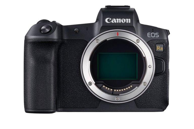 Canon launches EOS Ra full-frame mirrorless camera for astro-fanatics
