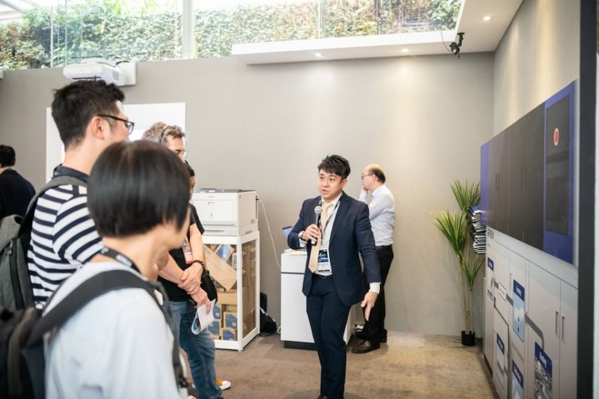Bringing the Future Forward:   4 Things You Missed at Epson's B2B Ignite