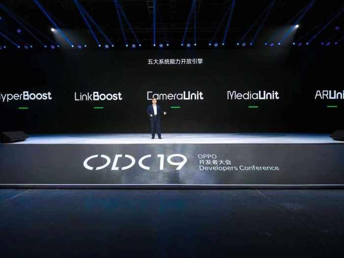 OPPO announced three initiatives to co-build a new intelligent service ecosystem with developers and partners