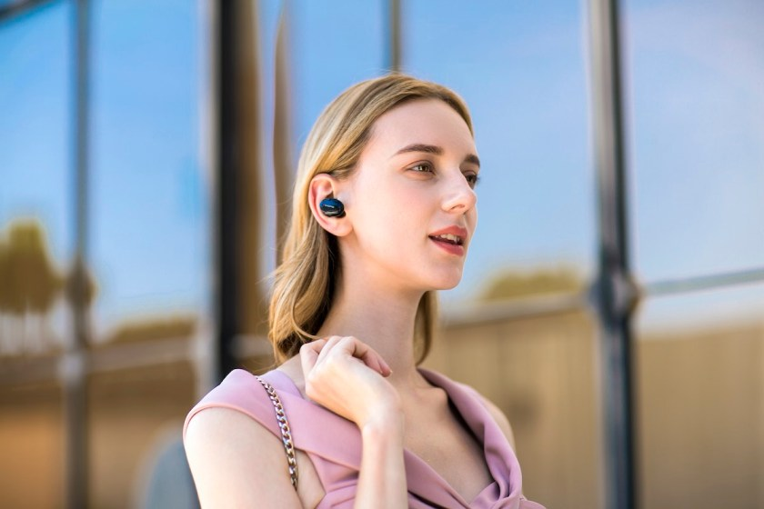 1MORE unveils the world's first dual driver active noise cancelling true wireless in- ear headphones