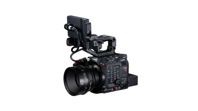 Canon's new EOS C300 Mark III Digital Cinema Camera Comes Equipped with Dual Gain Output Sensor and Supports 4K High Frame Rate Shooting