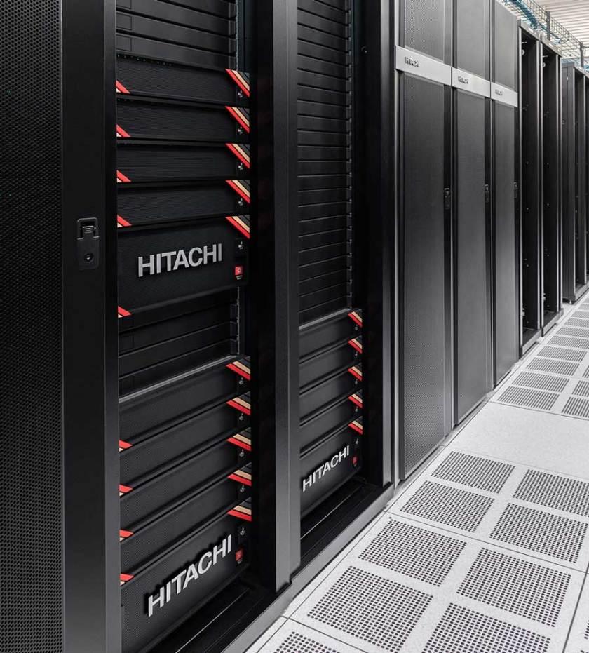 New Hitachi Vantara Virtual Storage Platform - a perfect solution for Midsize Enterprises