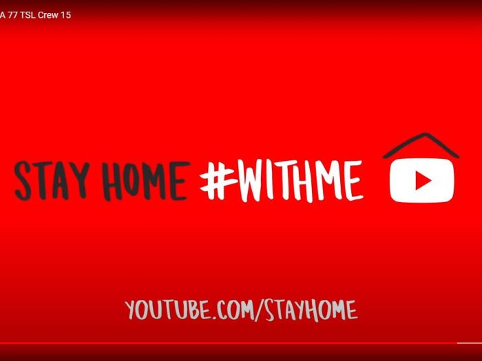 Local celebrities and YouTube Creators encourage Singaporeans to stay home through #StayHome #WithMe campaign