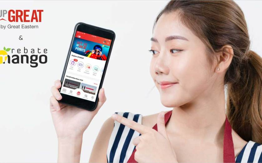 Great Eastern partners RebateMango to launch new dimension of rewards for online shopping in UPGREAT