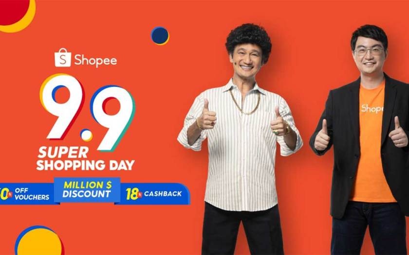 Shopee announces cultural icon Phua Chu Kang as its first Singaporean brand ambassador ahead of 9.9 Super Shopping Day
