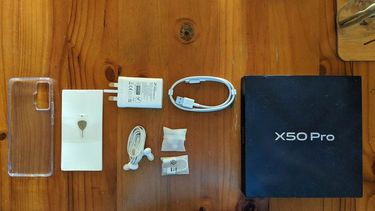First impression of the vivo X50 Pro