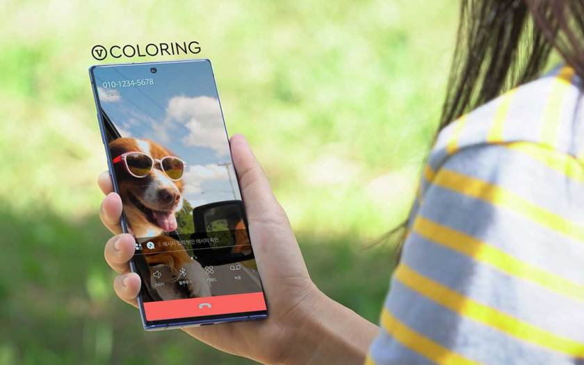 SKT Launches Video Ringback Tone Service Named 'V Coloring'