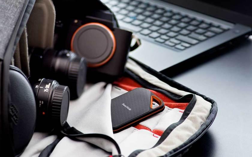 Western Digital unveils enhanced line of SanDisk extreme portable SSDs