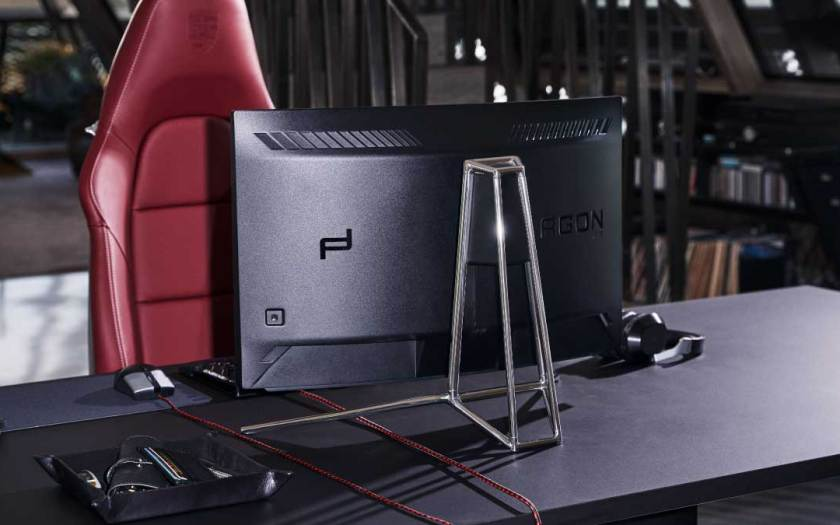Porsche Design AOC - A gaming experience designed to stand any challenge