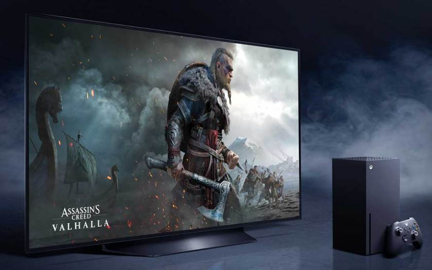 LG Oled TV and Xbox Series X Unleash Next-Gen Console Gaming Experience