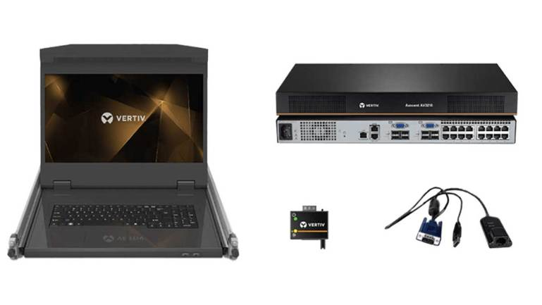 Vertiv Launches New Line of Local Rack Access Consoles with Integrated KVM to Simplify Data Center Management in Asia