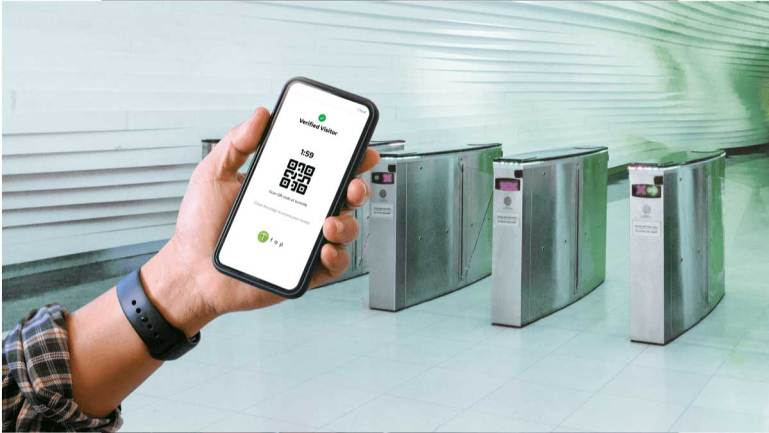 Habitap Debuts Tap Commercial Bringing Contactless Entry Integration to Any Building
