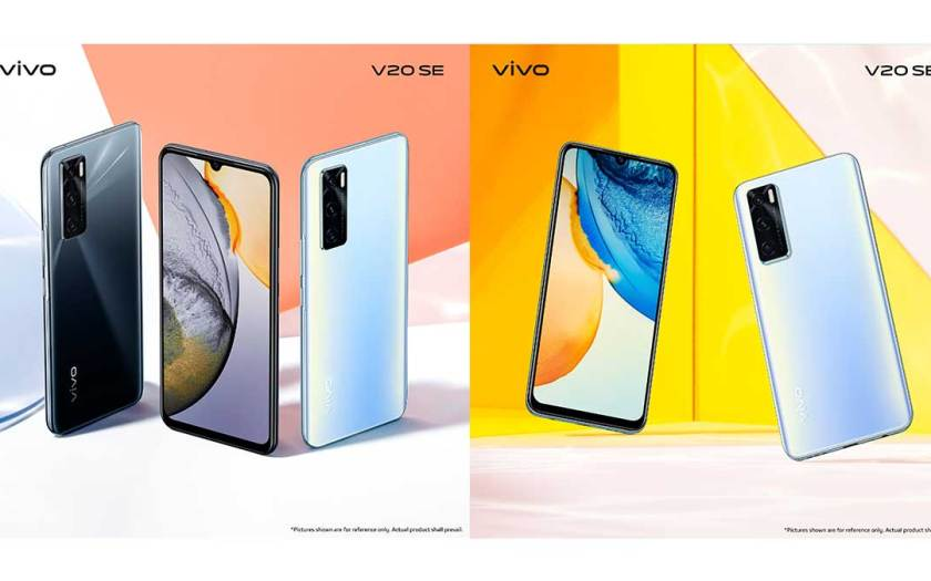 vivo Launches V20 SE in Singapore, Bringing Industry-Leading Front Camera Capabilities to Users