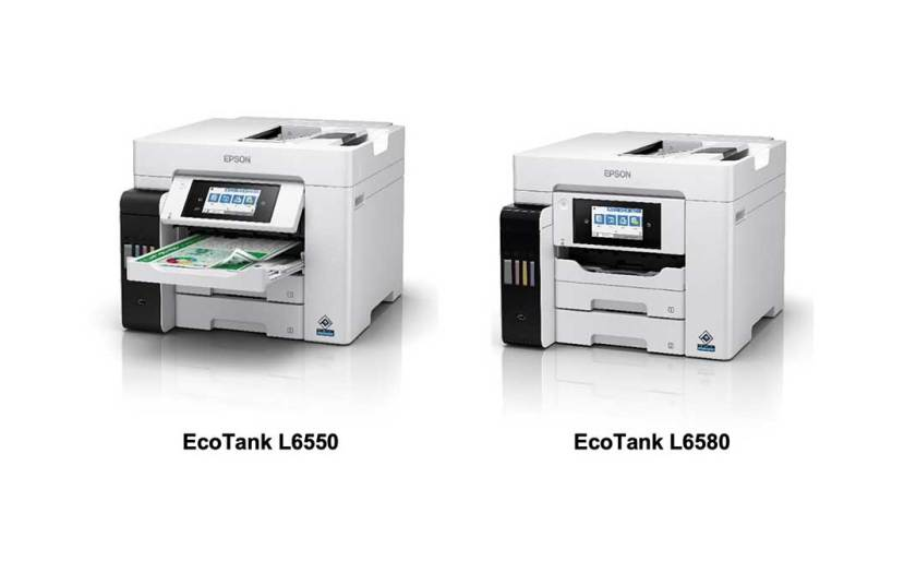 Epson launches new A4 multifunction printers for small to medium offices with busy environments