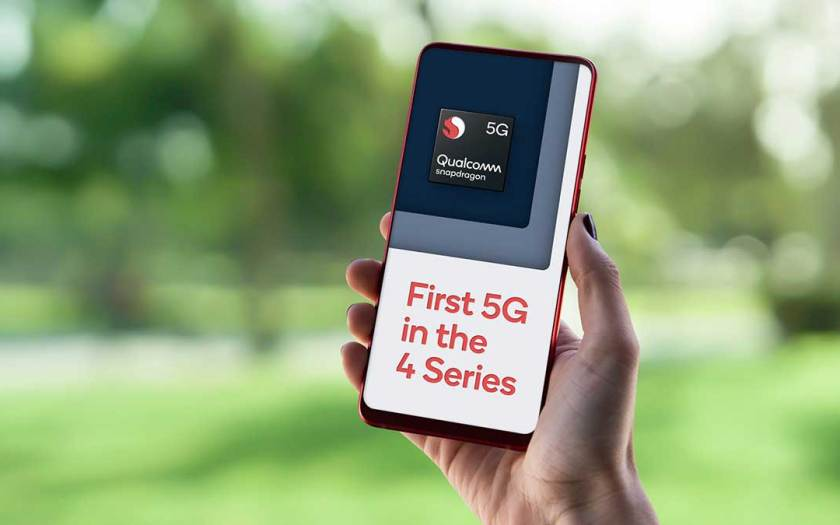 Qualcomm expands 5G capabilities to mobile devices through the new Snapdragon 480 5G Mobile Platform