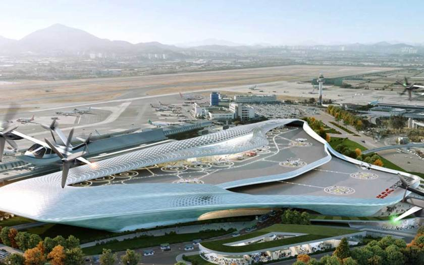 SKT Joins Partnership to Lead Commercialization of Urban Air Mobility in Korea
