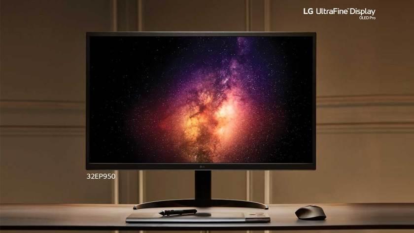 2021 LG UltraFine Display OLED Pro