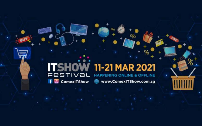 Singapore's first IT SHOW festival is coming in March