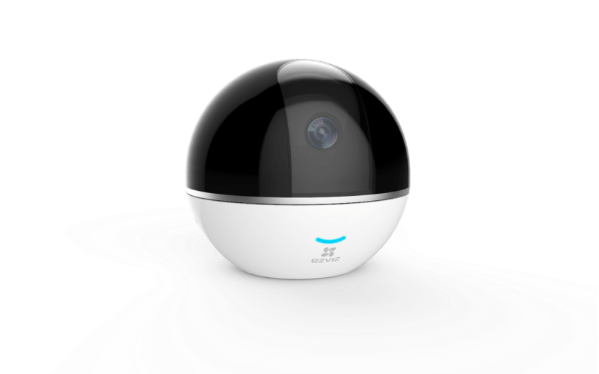 EZVIZ C6T Full HD IP Camera With Built-in Alarm Hub Available In Singapore