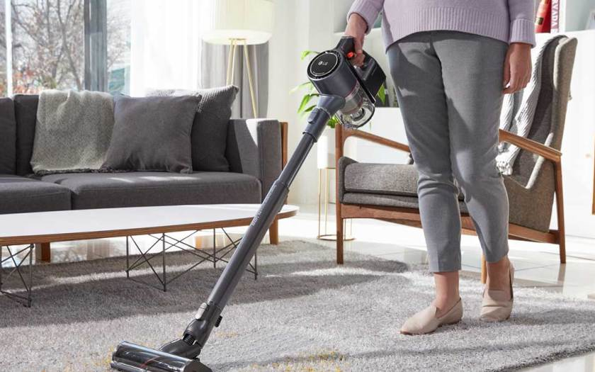 LG to launch new CordZero™ A9 Kompressor™ handstick vacuum cleaners