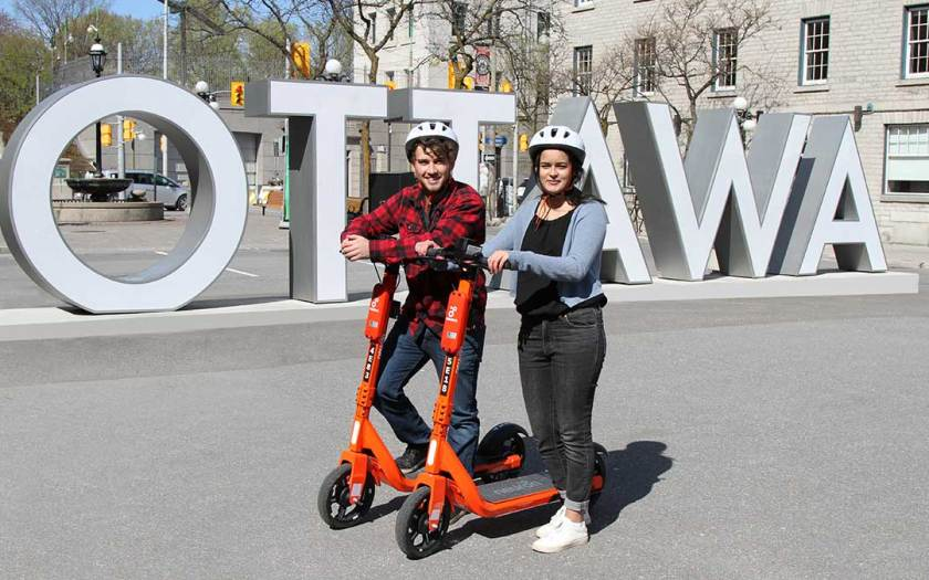 Neuron Mobility Announces Further International Expansion with E-scooter launch in Canada