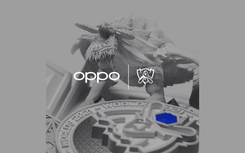 OPPO Announces Partnership with Riot Games for the 2021 League of Legends World Championship