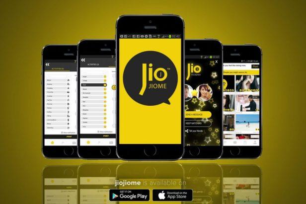 jiojiome app