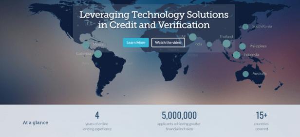 Fintech Company 2: Lenddo