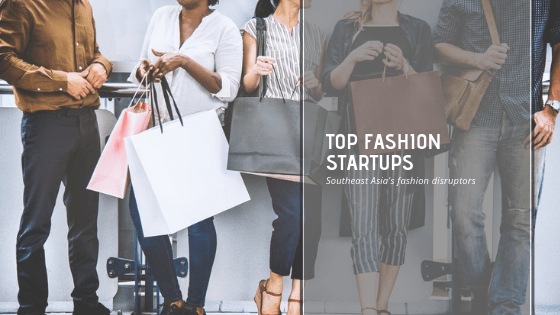 top fashion startups clothing startup companies