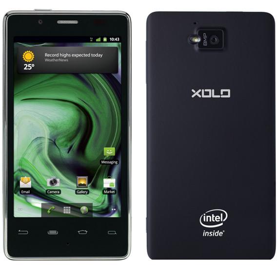 Το Lava Xolo X900