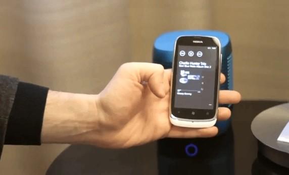Το Nokia Lumia 610 με NFC