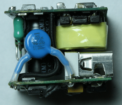 Apple Charger teardown