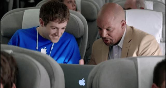 Apple Mac TV ad - Mayday