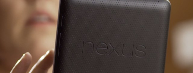 Google Nexus 7 TC