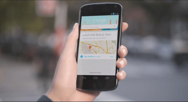 Nexus 4 hands-on